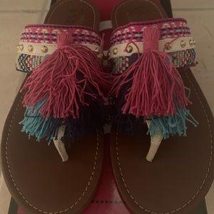 Sam Edelman Circus collection sandals